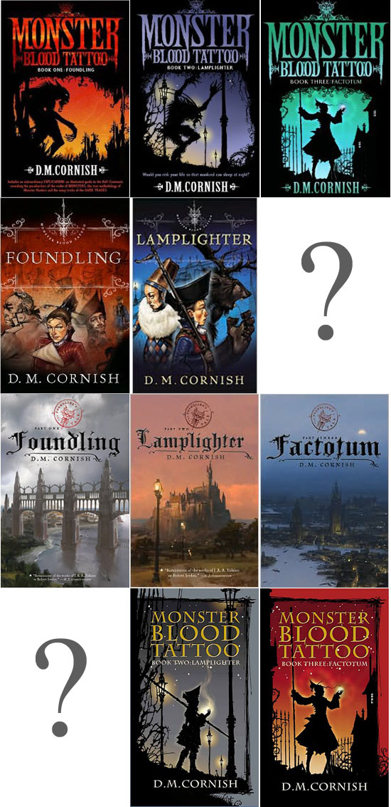 Factotum Book
