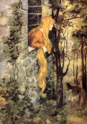 Origins of Rapunzel (Part One of Four) | Sarah Sawyer