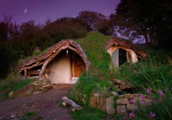 real life hobbit holes sarah sawyer