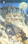 The Wolf of Tebron cover