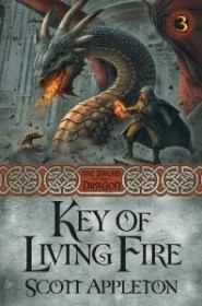 Key of Living Fire book cover
