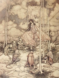 Rackham Fairy picture