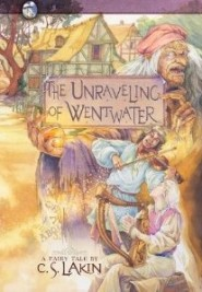The Unraveling of Wentwater book cover