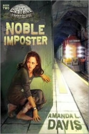 Noble Imposter book cover